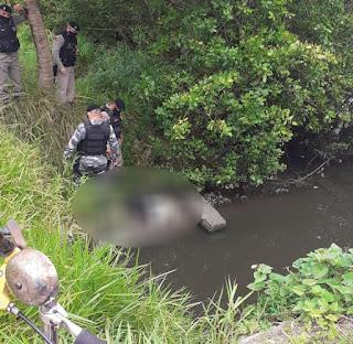 Membros humanos são encontrados em rio na Paraíba