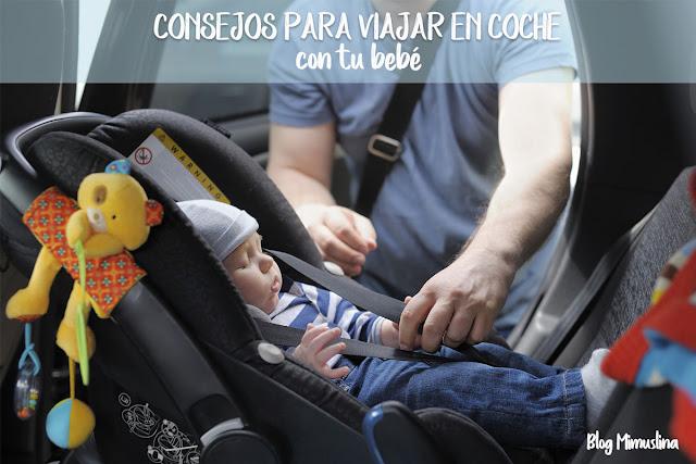 blog mimuselina consejos para viajar en coche con tu bebé