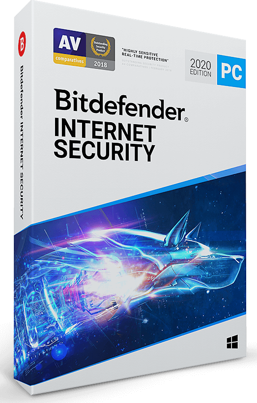 Bitdefender Internet Security - Latest Version 2020