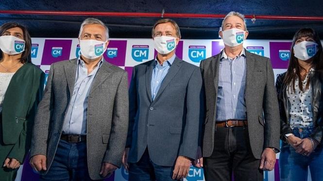 Mendoza: Los candidatos del oficialismo agradecieron por las redes sociales luego del amplio triunfo en las PASO