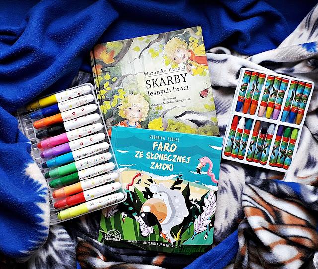 Felicjada dzieciom: Book Tour z Weroniką Kurosz