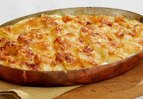 Τι τρώμε σήμερα; Πατάτες ογκρατέν