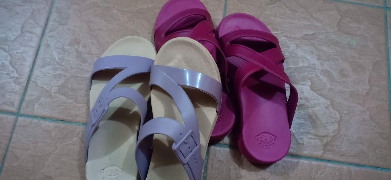 Sandal Monobo sedap dan selesa dipakai