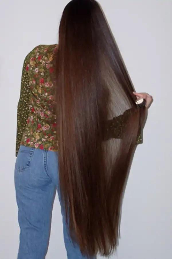 طرق تطويل الشعر بأسرع وقت