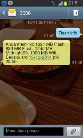 Cara Cek Kuota Paket Internet Telkomsel Melalui SMS