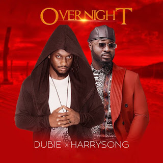 Dubie Ft. Harrysong - Over Night