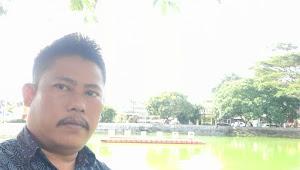 Hendrik Bakal Calon Jati Mulya Siap Maju Kepilkades Di Desa jati Mulya