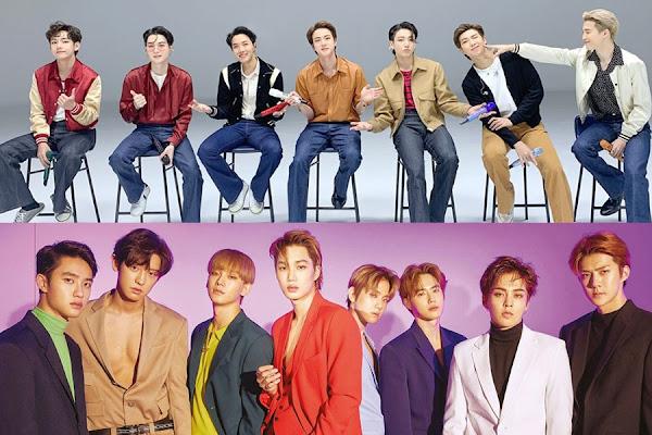10 Daftar Grup K-Pop yang Bebas Kutukan 7 Tahun, Termasuk BTS - Womantalk