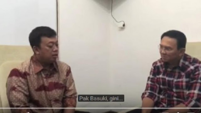 Video YouTube Nusron Nasehati Ahok Jadi Viral Ramai Di FB dan Twitter