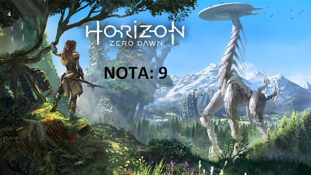 Horizon: Zero Dawn ZonaHype