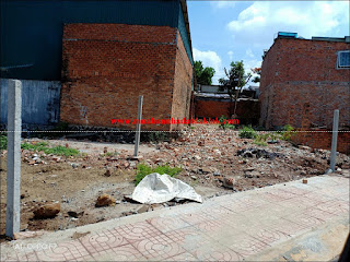 Bán đất đường Mai Thị Lựu Buôn Ma Thuột 2 tỷ 2