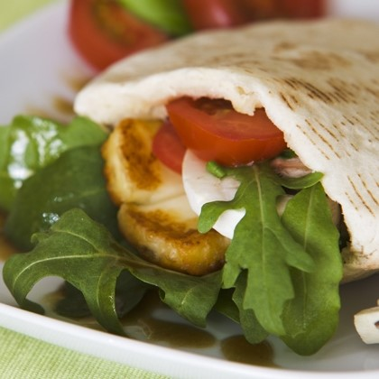 Chicken Pita Sandwiches Recipe