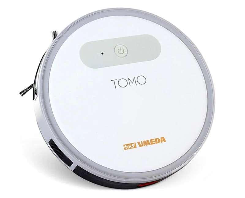 UMEDA Tomo Smart Robot Floor Vacuum Cleaner (blibli.com)
