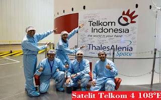 Frekuensi Tv Satelit Telkom 4 2019 Terbaru
