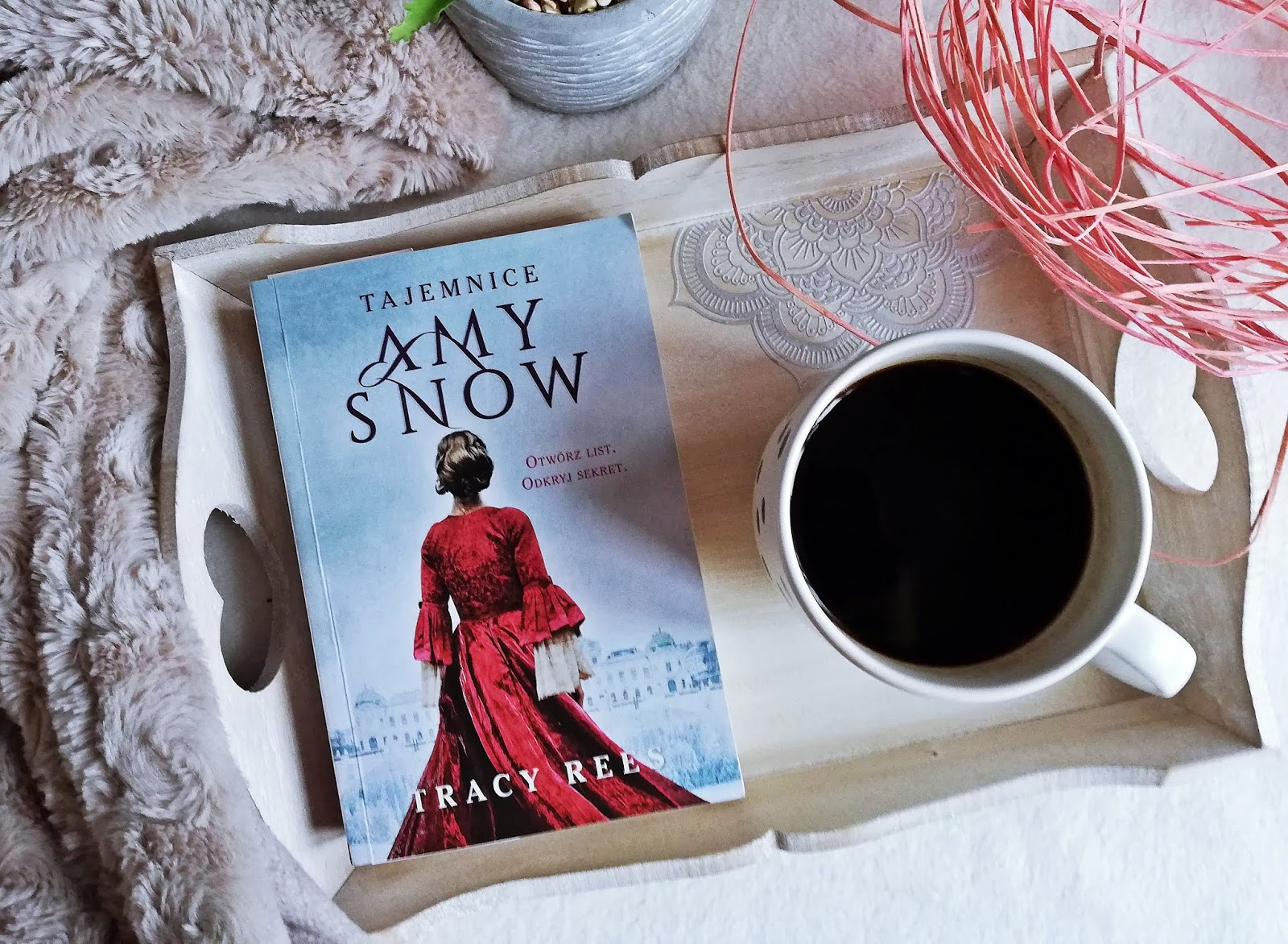 """Co zawierają """"Tajemnice Amy Snow"""" Tracy Rees"""