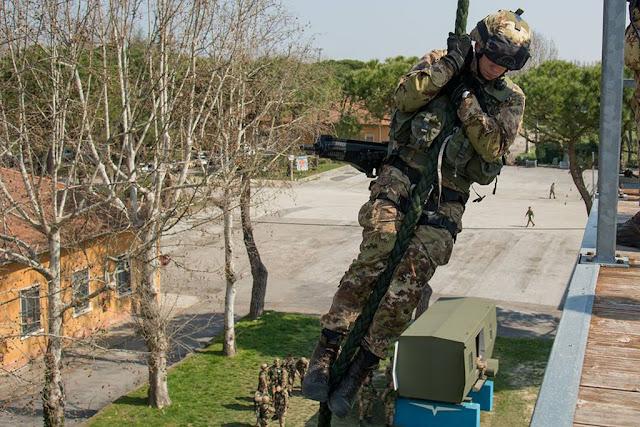 Esercito 66 Trieste abilita fanti