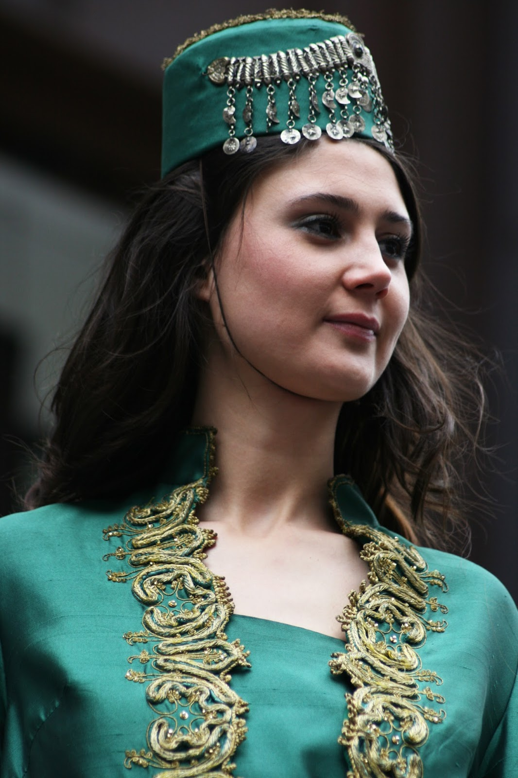 Fashion Is My Drug: Turkish Traditional dress