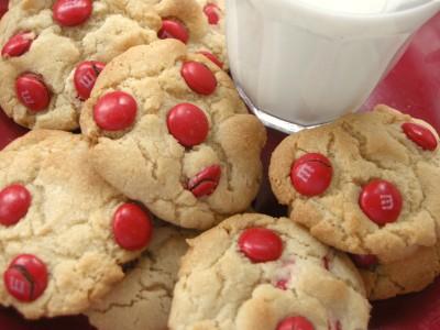 Nutella Stuffed Red Velvet Cookies Food Network
