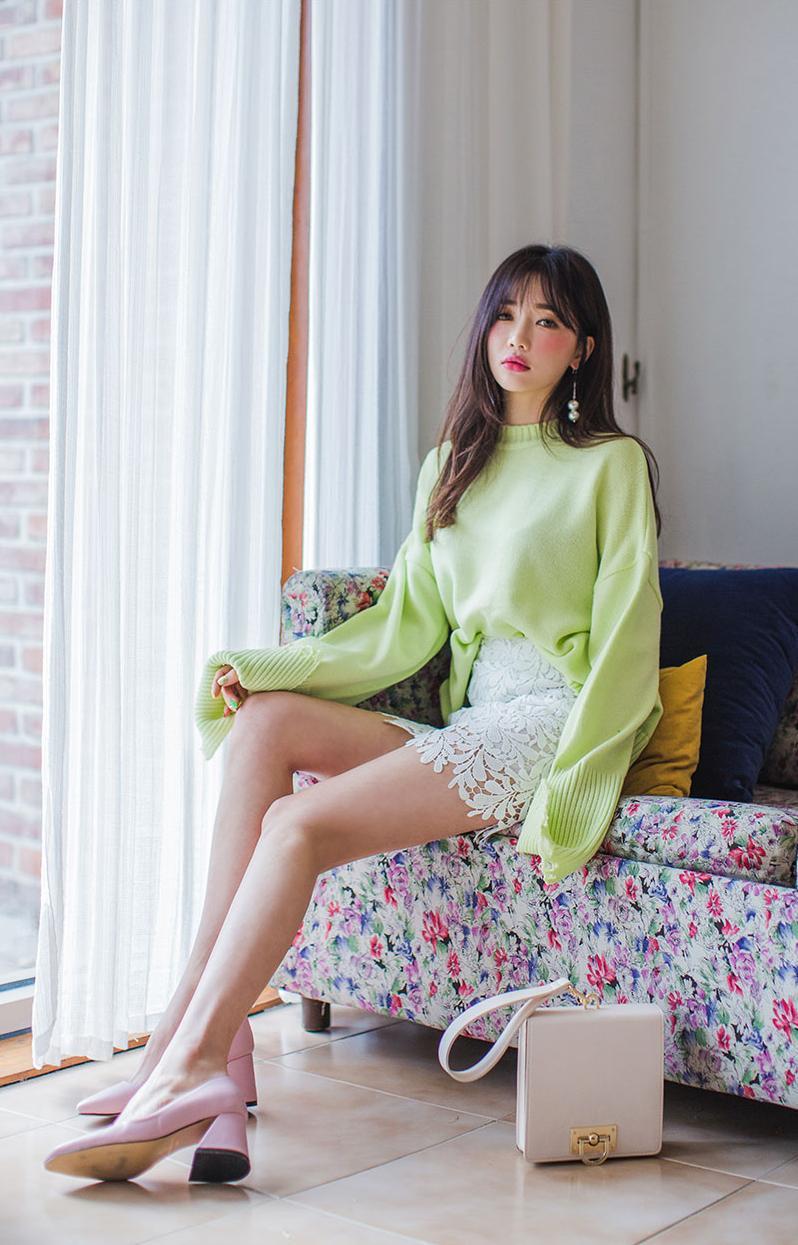 Korean Model Seo Sung Kyung in Photo Album Feb 2017