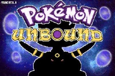 Pokémon Unbound Cheats