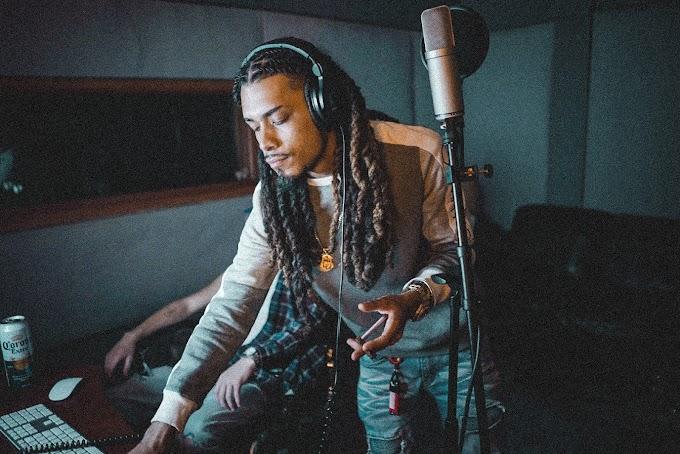 Rap Artiste, Koolkidrockwell Releases New Single Titled, 'Birthday'