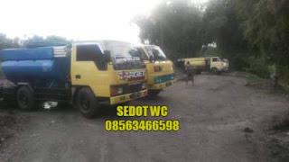 Jasa Sedot WC Wiyung Surabaya Barat