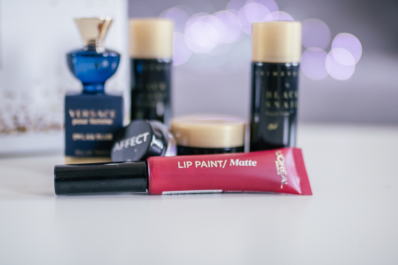 Golden Box no. 4 - Infallible Lip Paint Matte