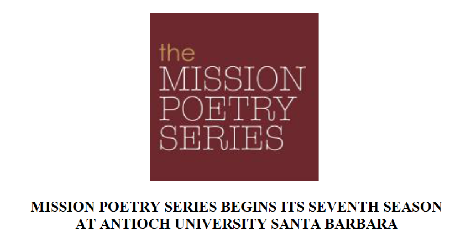 La bloga gluten free chicano cooks mission poetry ides of santa barbaras mission poetry series directed by la bloga friend emma trelles and curated by la bloga friday columnist melinda palacio launches its fandeluxe Images