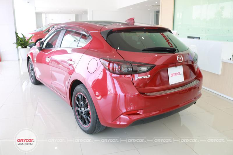 Mazda 3 Hatchback Facelift 1.5AT 2017| Mazda 3 xe lướt 2017| Mazda 3 bản 2017 xe cũ đã qua sử dụng