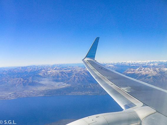Recorrido por Argentina. Volando por Argentina