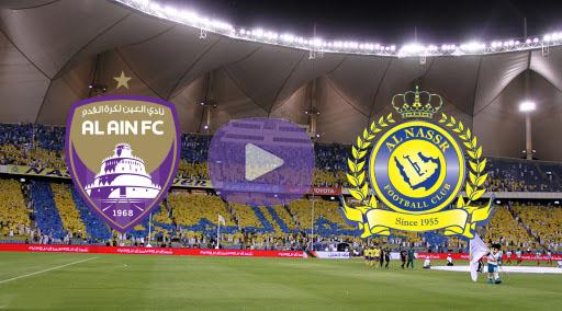 موعد مباراة النصر والعين بث مباشر بتاريخ 24-09-2020 دوري أبطال آسيا