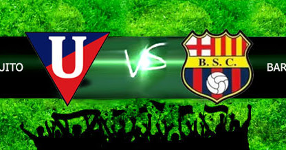 Liga de Quito vs Barcelona EN VIVO 21 Junio 2017