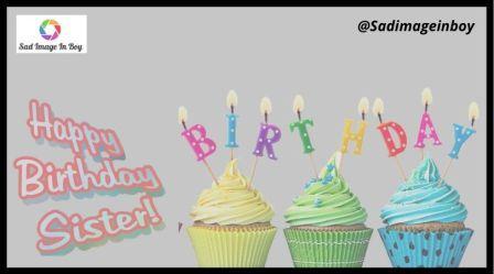 Happy Birthday Sister Images | happy birthday sister images, sister birthday meme, happy birthday image sister