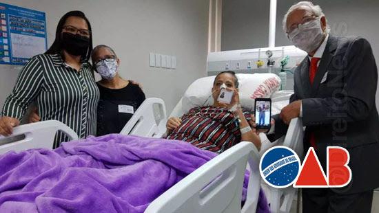 hospital lucia carteira oab torna advogada