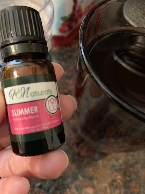 Slimmer Metabolic blend - HBNATURALS