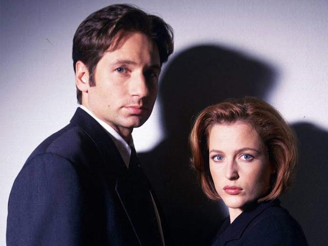 ... dos X-Files (Ficheiros Secretos)