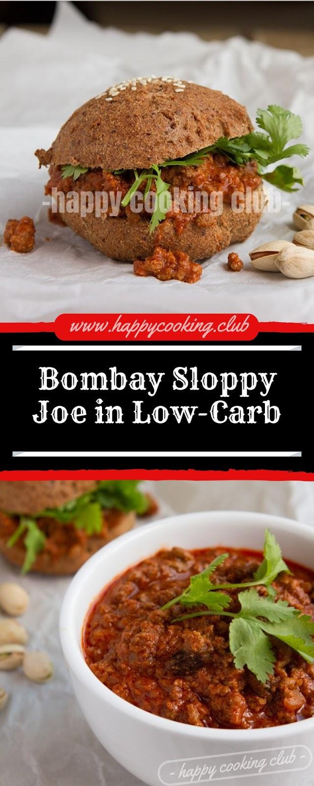 Bombay Sloppy Joe in Low-Carb