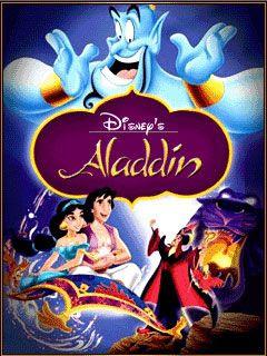 Aladdin game ponsel Java jar