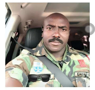 Meet the Ghanaian soldier declared the strongest man in Africa