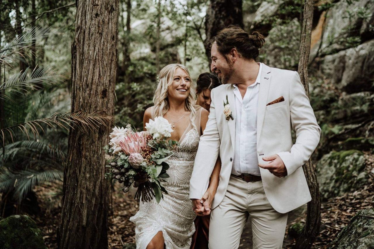 euphoria films bridal bouquet wedding flowers newcastle floral designer