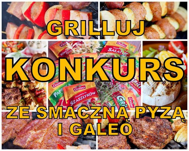 grillowanie, konkurs, pomysł na grilla, przyprawy, dania z grilla, potrawy z grilla, ruszt, galeo
