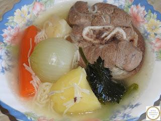 Supa de carne cu legume reteta,