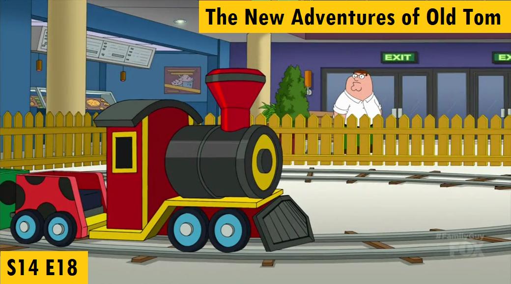 Family Guy Season 18