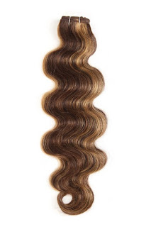 PRE-COLORED HUMAN HAIR BODY WAVE丨3 PIANO COLORS