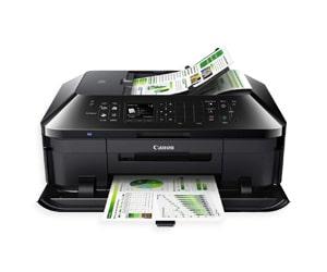 Canon PIXMA MX722 Printing & Scan