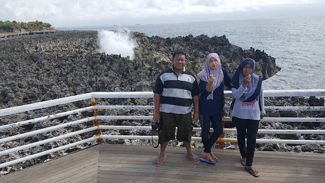 Nusa Dua Water Blow