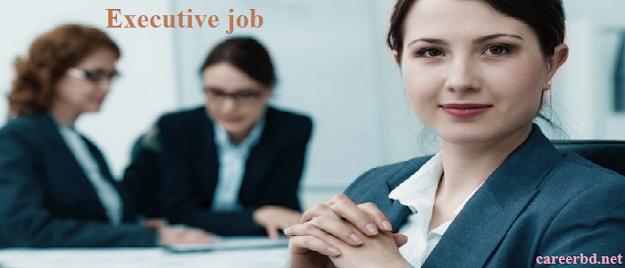 Executive –  কার্যনির্বাহী কর্মকর্তা