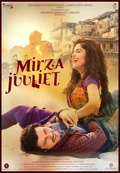 Mirza Julliet 2017 Hindi 720p HDRip 1.1GB x264
