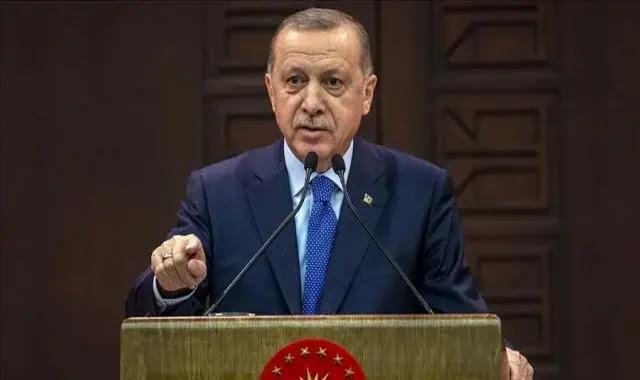 الرئيس أردوغان يوجه دعوة إلى العالم الإسلامي