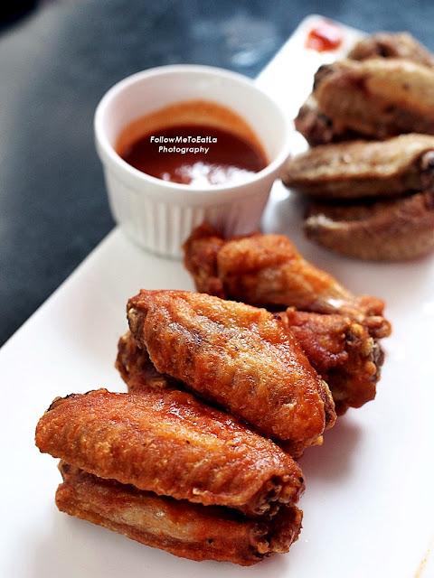 Asian Hot Sauce Hot Wings